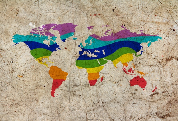Which countries have equal marriage?