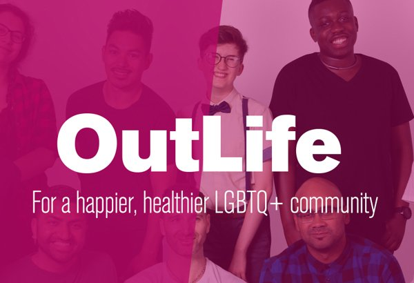 New online service to tackle suicide in the LGBTQ+ community.